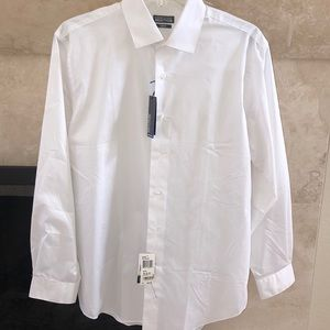 NWT Wrinkle Free Men's Dress Shirt